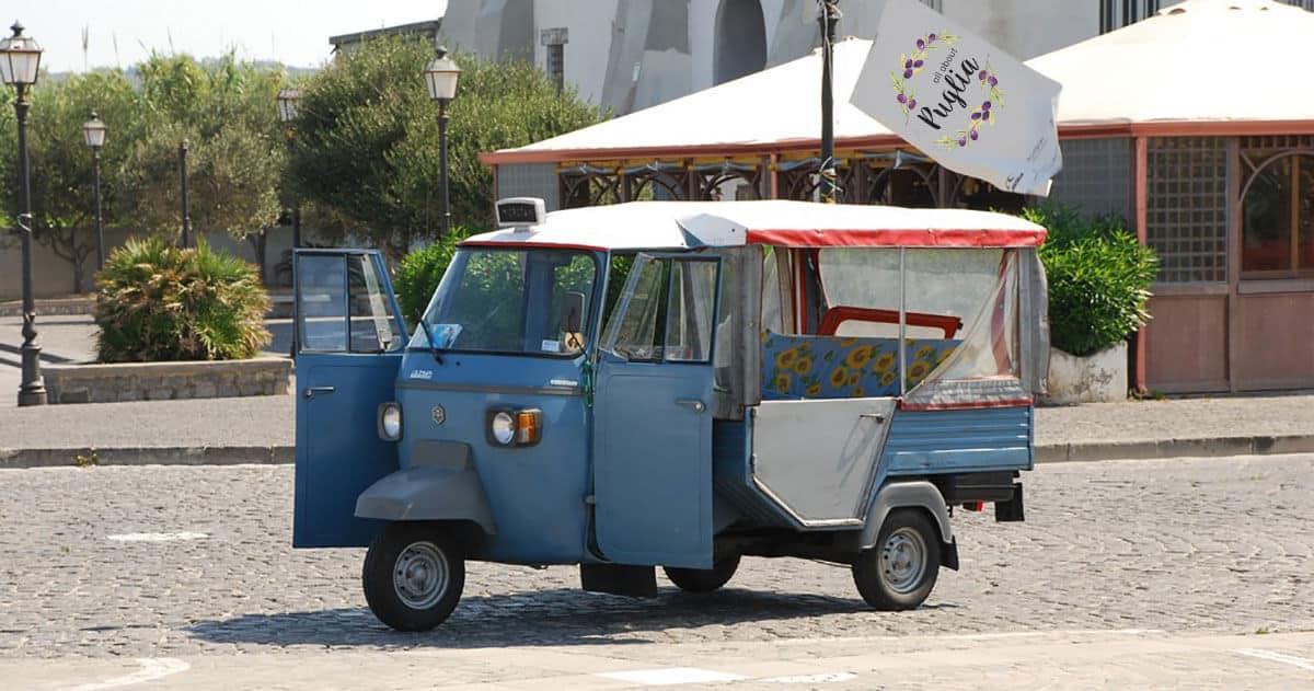 Come spostarsi in Puglia