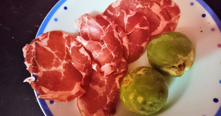Riconoscimenti enogastronomici pugliesi, capocollo di martina franca