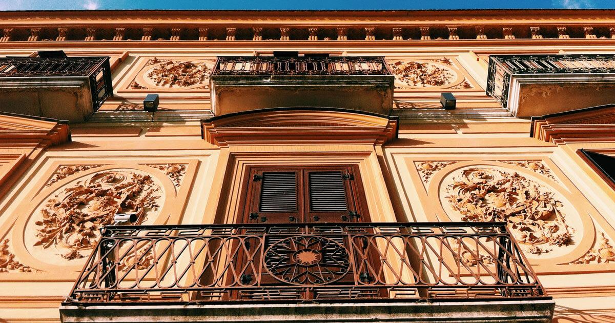 Palazzo nel centro storico di Foggia