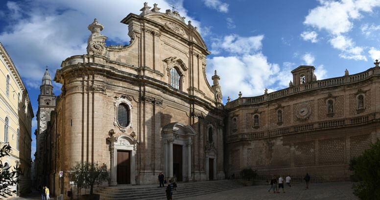 Cattedrale Madonna della Madia di Monopoli