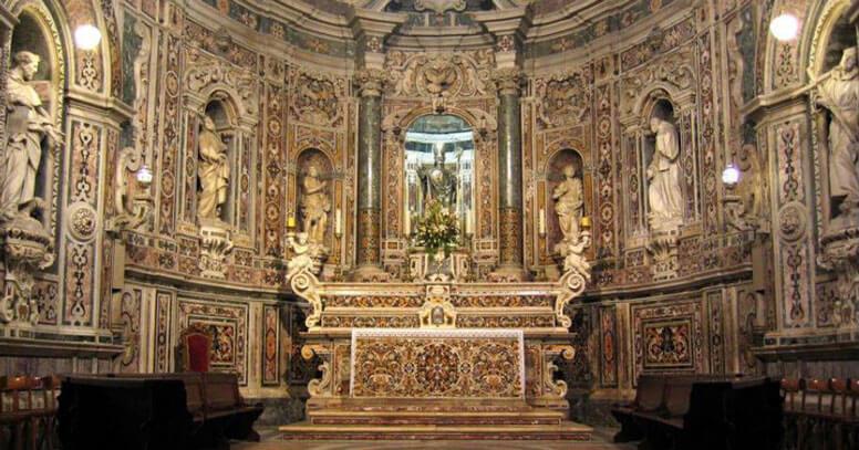 Cattedrale di San Cataldo, Taranto