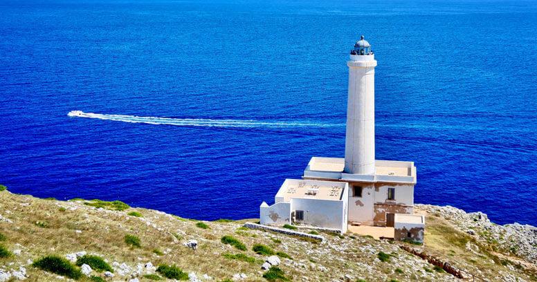 Faro di Punta Palascia a Otranto