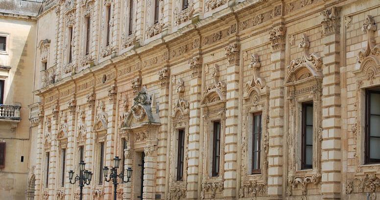 Palazzo dei celestini, Lecce