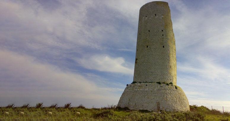 Torre del Serpe a Otranto