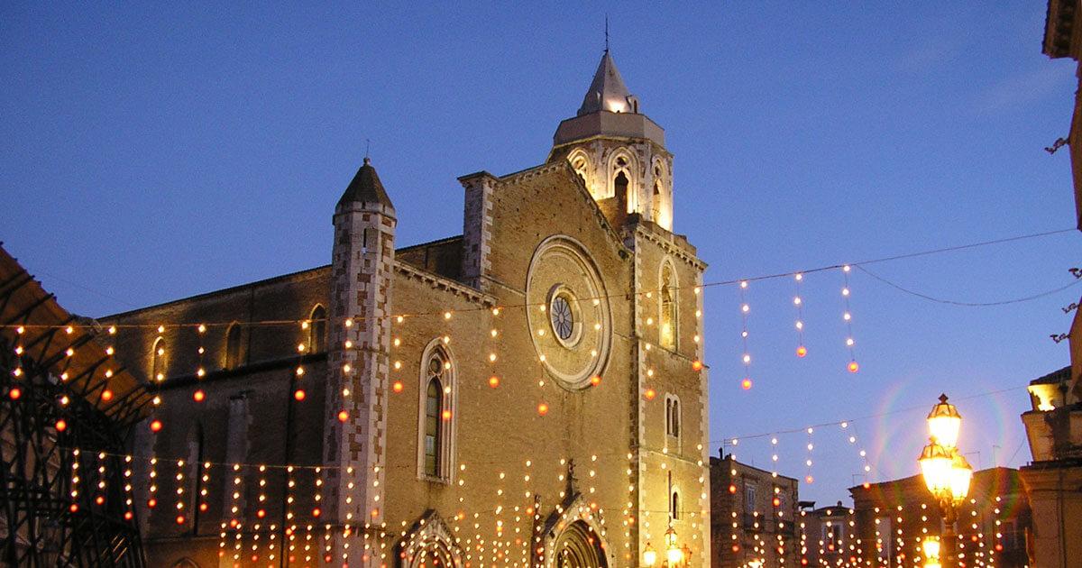 Duomo di Lucera cover