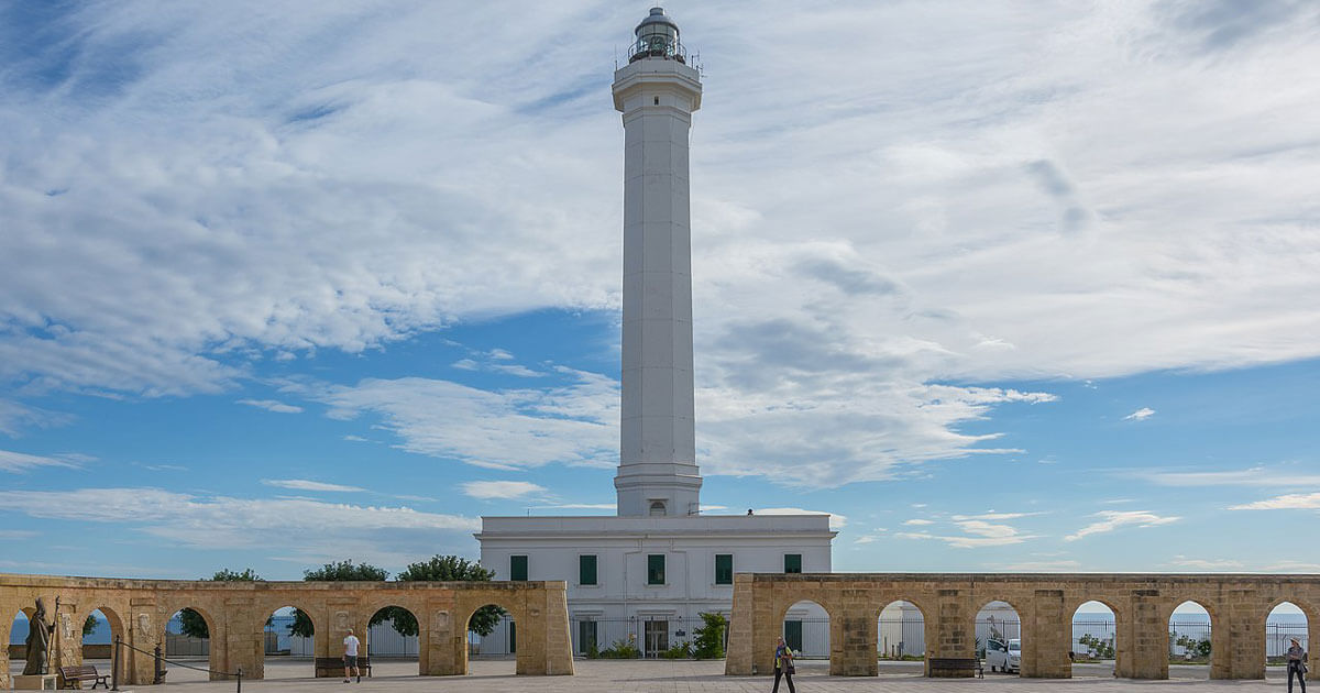 Faro di Santa Maria di Leuca