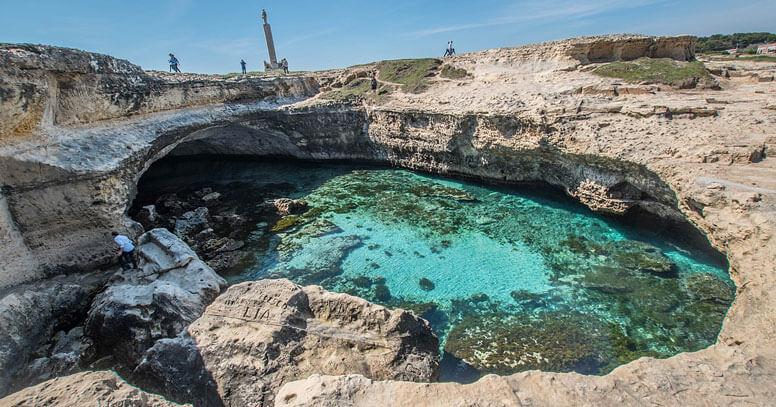 Grotta della Poesia in Salento