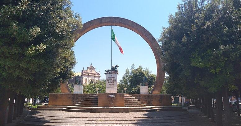 Porta Sant'Angelo a Manduria