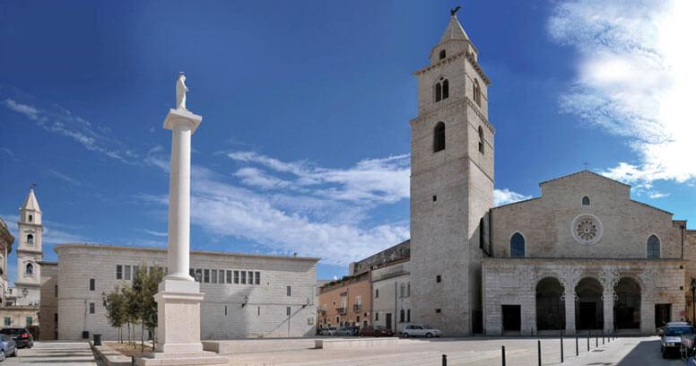 Piazza Duomo ad Andria