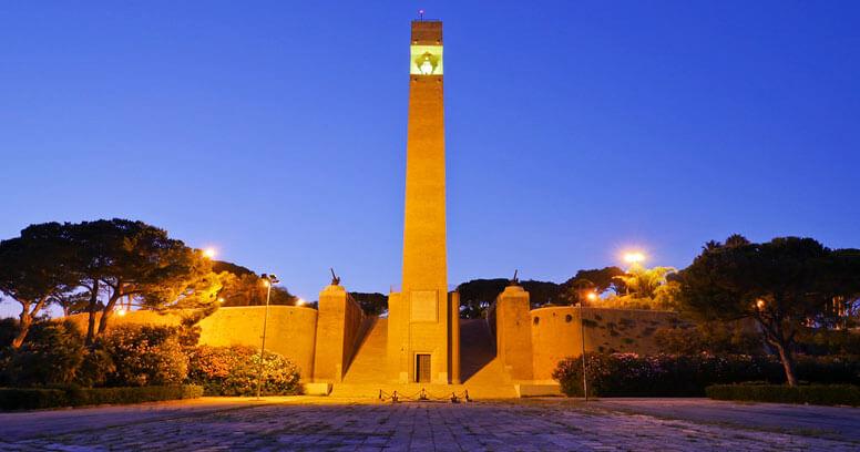 Monumento al Marinaio a Brindisi