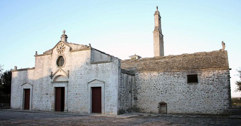 Madonna di iberna a Cisternino