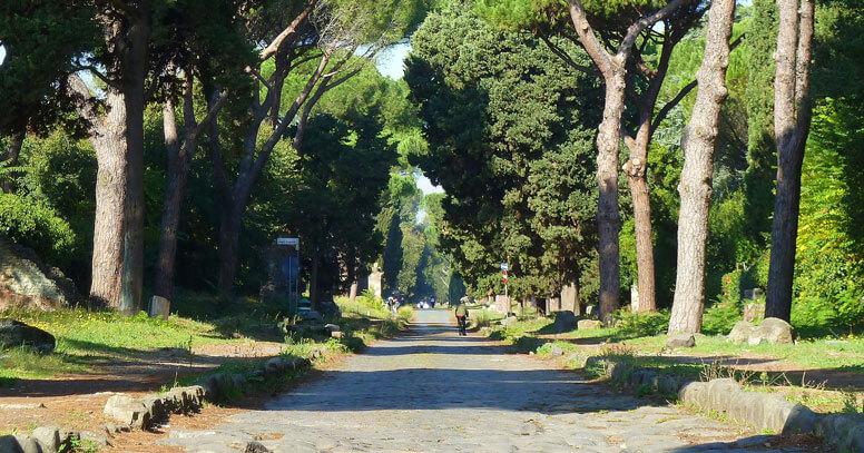 Via Appia Antica a Brindisi