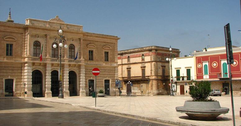Piazza Ciaia Fasano