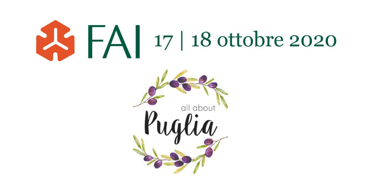 Giornate FAI d'autunno in Puglia