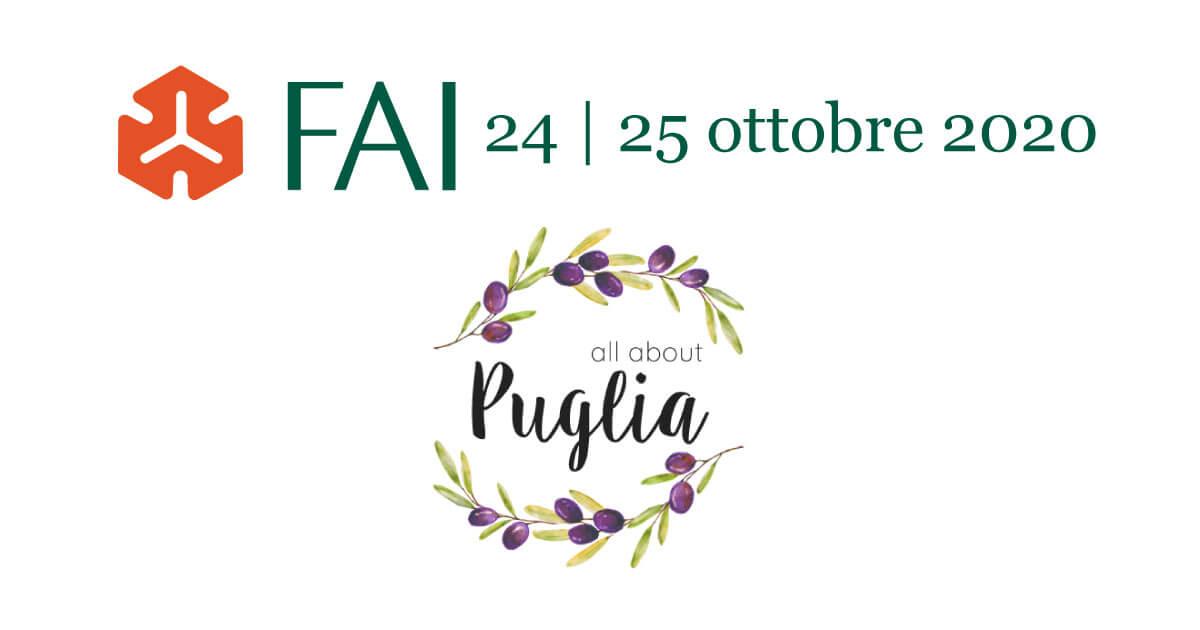Giornate FAI autunno in Puglia