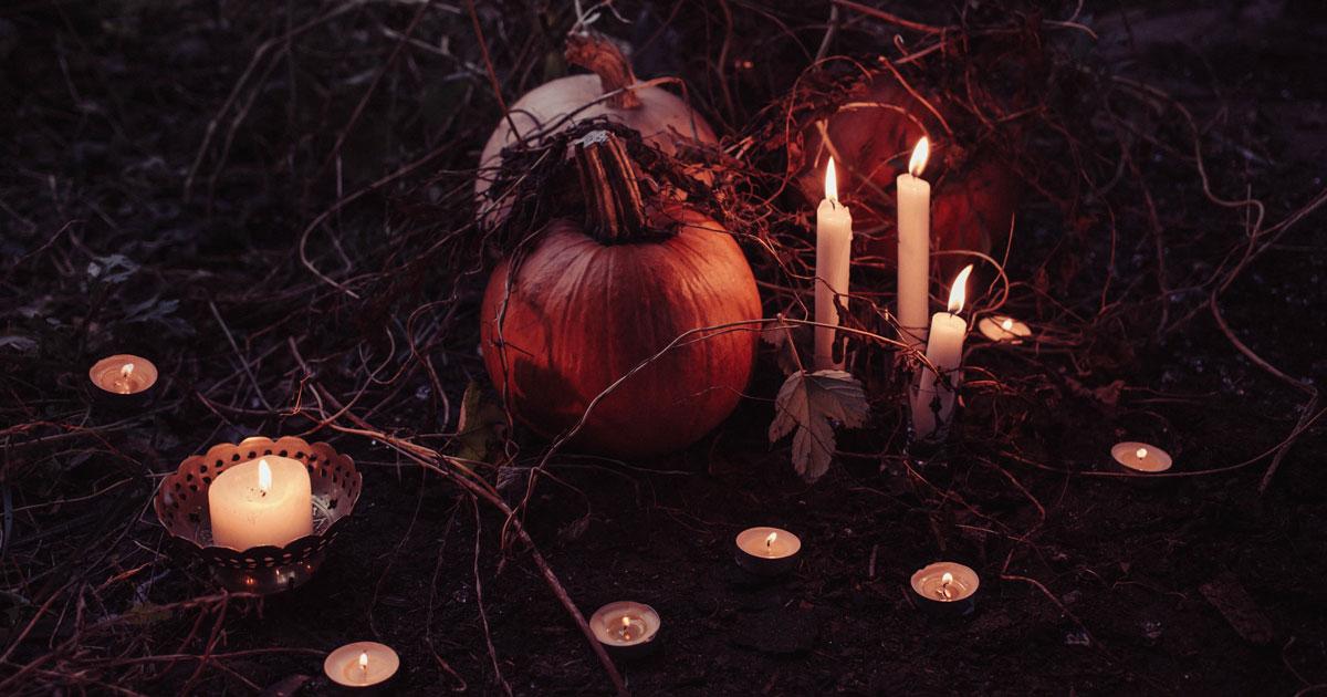 Halloween in puglia