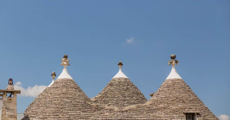 Pinnacoli trulli