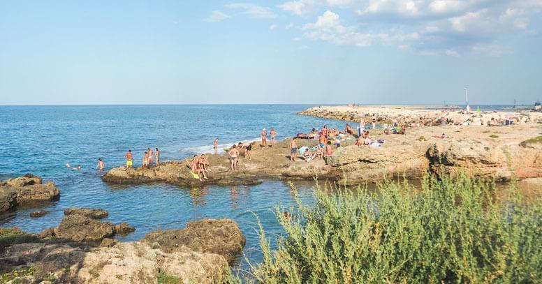 spiagge di savelletri