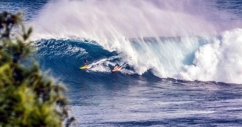dove fare surf in puglia