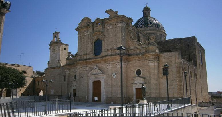 Oria cattedrale