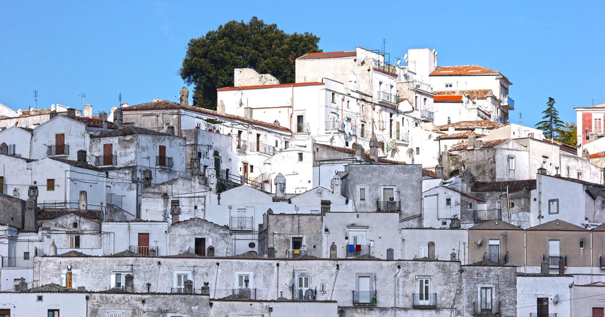 Monte Sant'Angelo cosa vedere