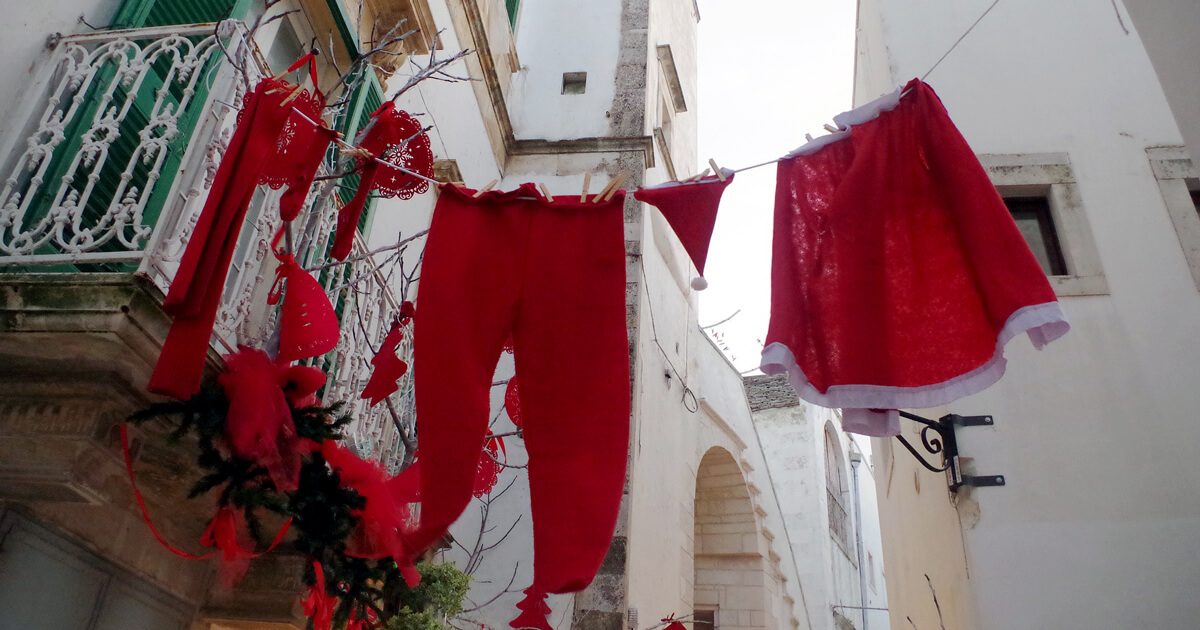 Cosa visitare a Natale in Puglia