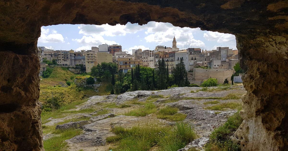 Chiese rupestri Puglia