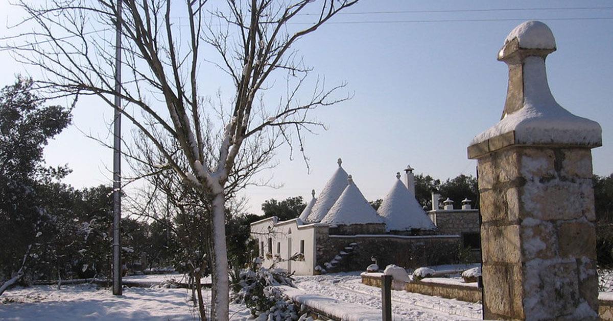 5 cose da fare in inverno in Puglia