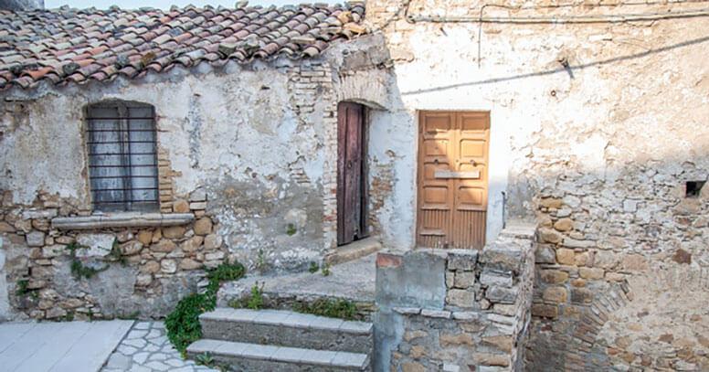 rocchetta sant'antonio centro storico