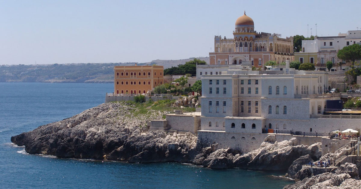 Terme naturali in Puglia