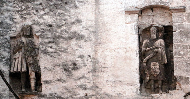 Centro storico di Putignano