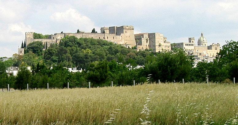 oria castello svevo