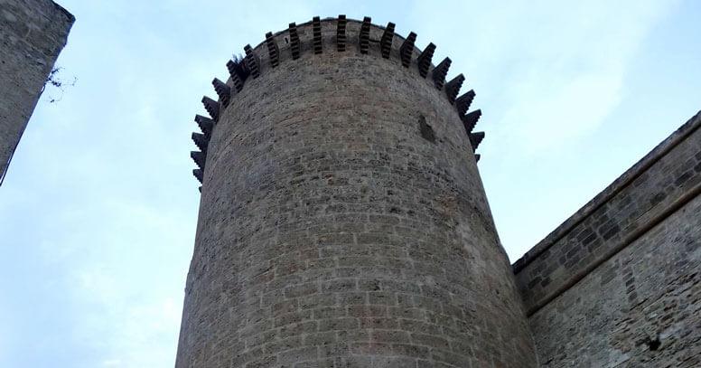 Torre castello oria