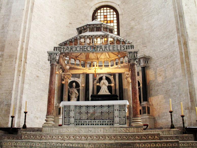 Chiesa san nicola Bari