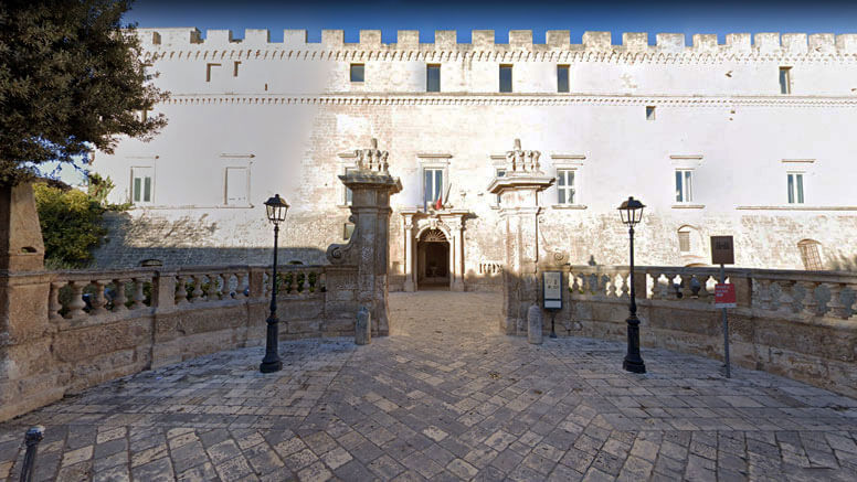 Castello imperiali Francavilla Fontana
